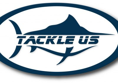 Tackle Us Logo Design